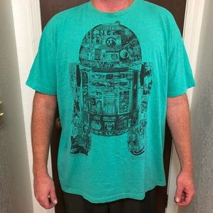 Star Wars R2D2 tee-shirt